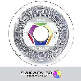 SAKATA 3D - Filamento Bobina PLA INGEO 3D850 Silk Artic 1.75mm 500 ...