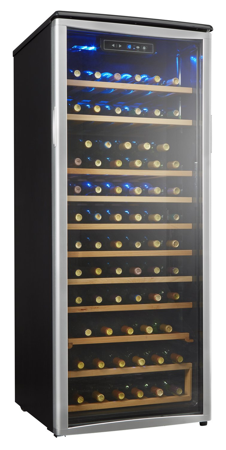 Amazon.com: Danby Designer 75 Bottle Freestanding Wine Cooler: Appliances