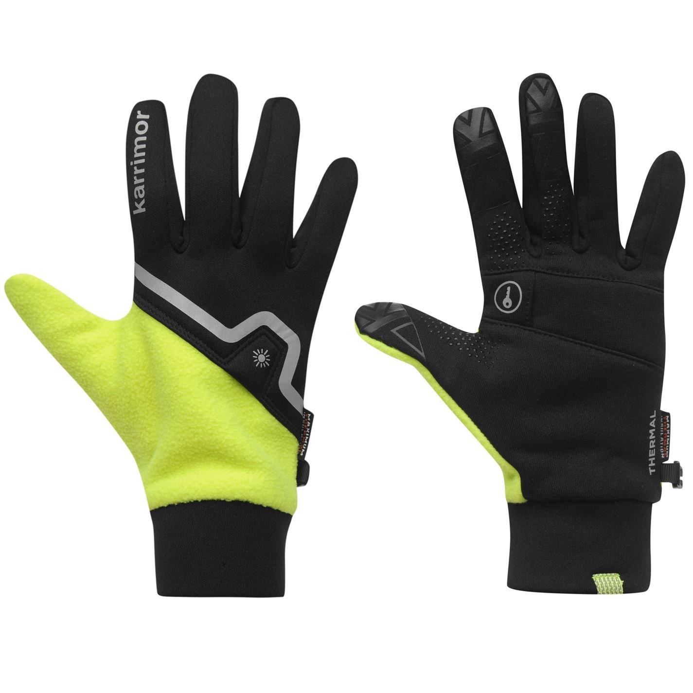 Ron Hill Classic Gloves Mens Gents Lightweight Warm Moisture Wicking