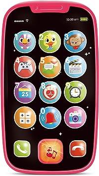 Mi Primer Smartphone – Teléfono Celular Infantil De Juguete – 15 ...