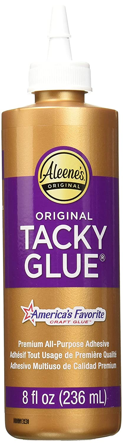 Aleene's 36116 Original Tacky Glue 3 Pack, 8 Oz