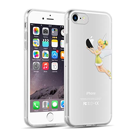 coque fee clochette iphone 7