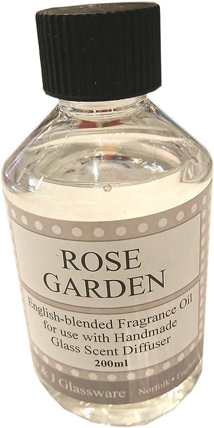 D & J: Recambio para difusor de varillas de cristal, para jardín rosado: Amazon.es: Hogar