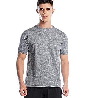 Seuriamin Silly Dancing Peanut Mens Hiking Short Sleeve T-Shirts