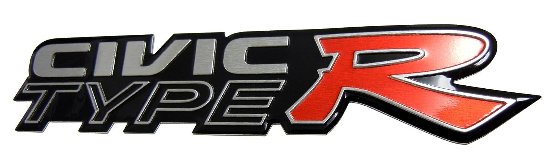 Amazon Civic Type R Emblem Racing Badge For Honda Civic Eg Ek
