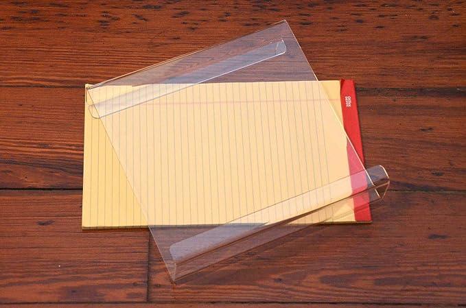 22.9x27.9cm Acrílico compacto transparente para libros de lectura ...