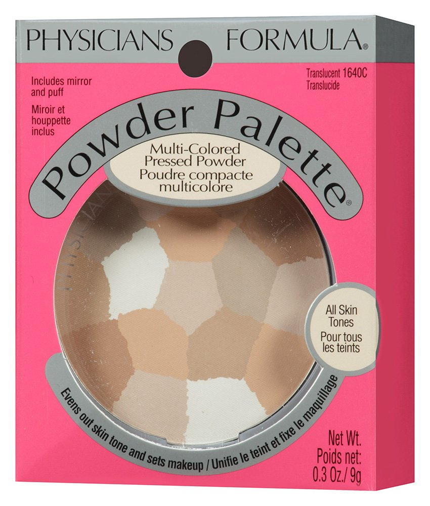 Physicians Formula Powder Palette Color Corrective Powders, Multi-colored Pressed Powder, Translucent, 0.3-Ounces by Physicians Formula (Image #12)