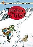 Herge Les Aventures de Tintin: Tintin au Tibet Poster