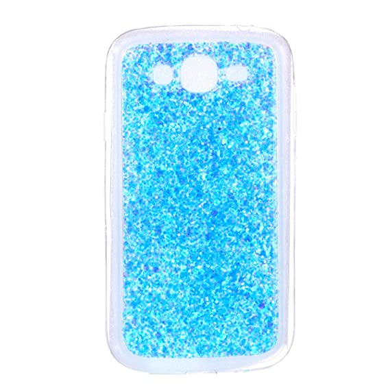 save off d2169 d4f89 Galaxy Grand Neo Case, Galaxy Grand Neo Plus Case, SHUNDA Bling Glitter  Sparkle Hard Case Drop Protection Cover for Samsung Galaxy Grand Neo/Neo  Plus ...