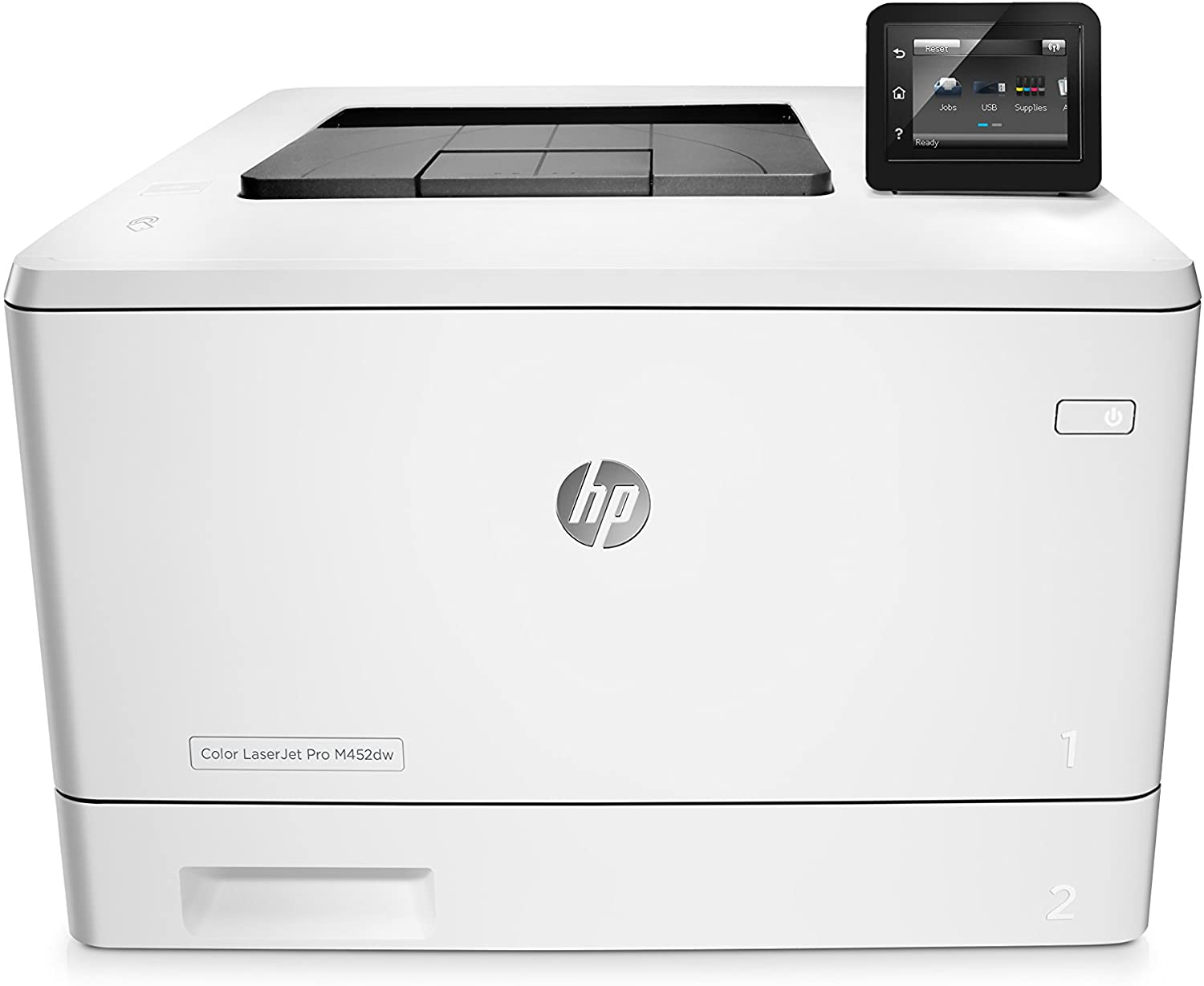 HP LaserJet Pro M452dw Wireless Color Laser Printer with Duplex Printing (CF394A)