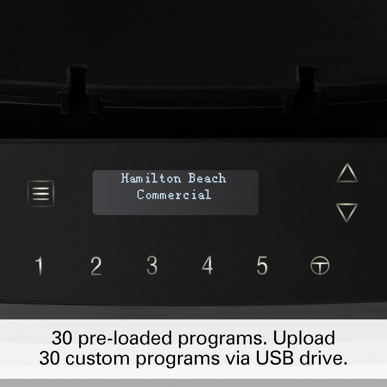 Hamilton Beach Commercial HBH950 Quantum 950 licuadora de alto ...