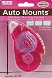 Pioneer Auto Mounts Permanent Mounting Squares Roller 350/Pkg, Permanent
