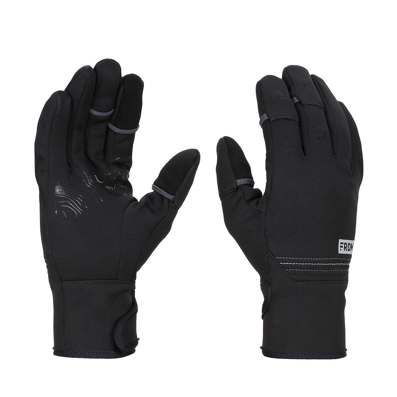 Water Resistant Men /& Women Outdoor Activities Thumb Touchscreen Photography FRDM Lightweight Outdoor Gloves-Windproof Fishing Index /& Middle Finger Caps