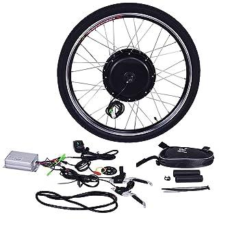 Goplus 26 Front Wheel Or Rear Wheel E Bike