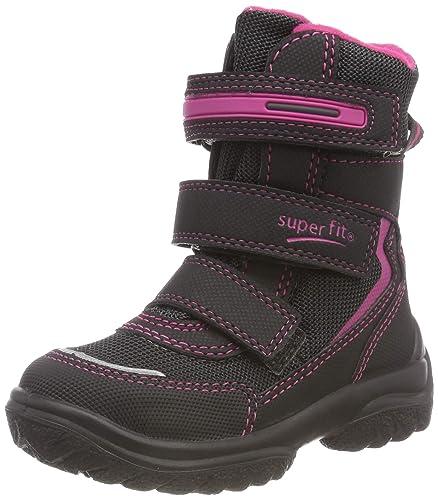 sports shoes 28af5 40c4a Superfit Mädchen Snowcat+3-09022-21 Schneestiefel: Amazon.de ...