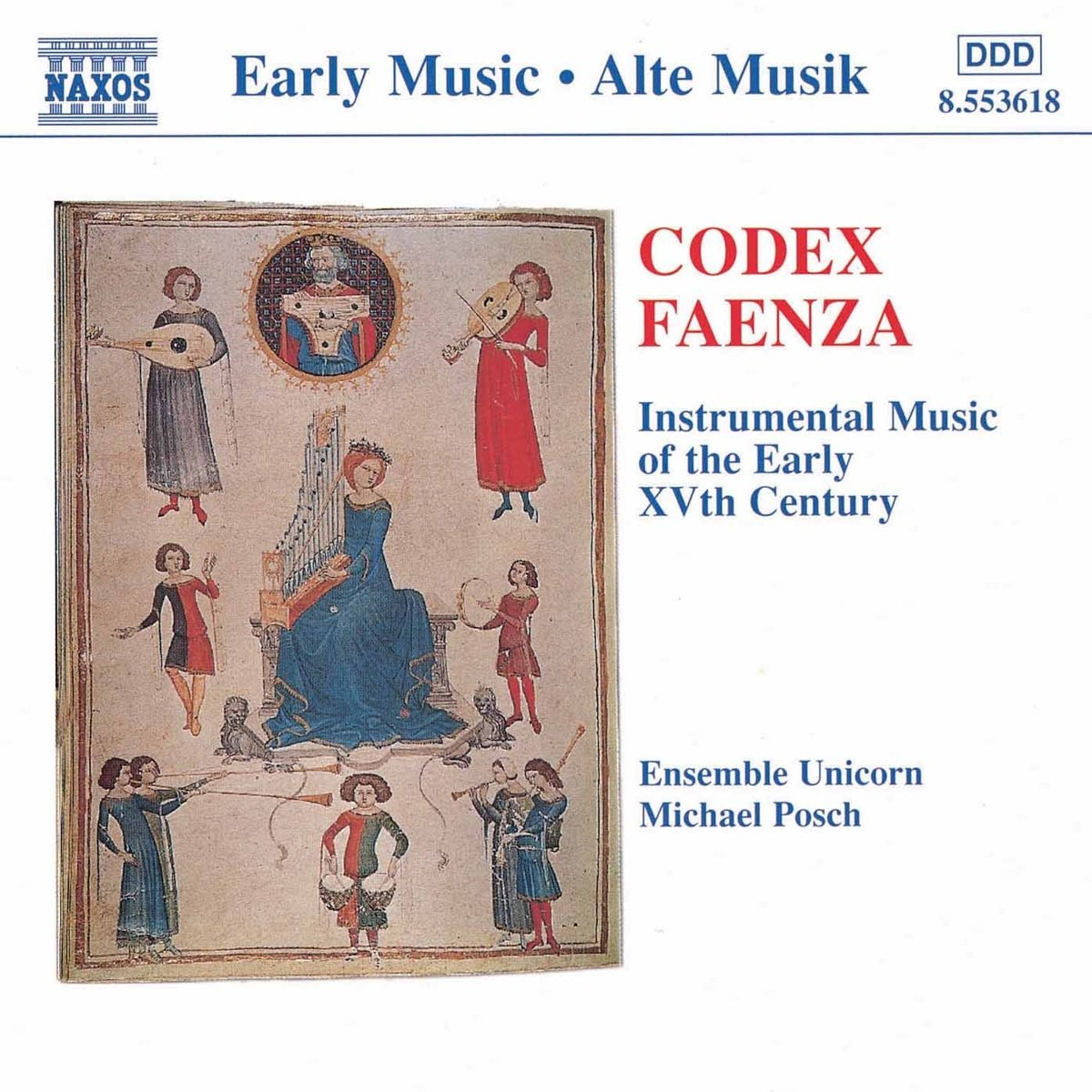 Max 78% OFF Codex Faenza: Instrumental Music of Bargain the 15th Early Century