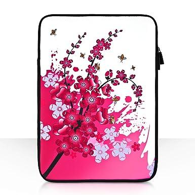 Funda de ordenador portátil Lenovo G50-70 color disponible para bolsa de flores y abejas