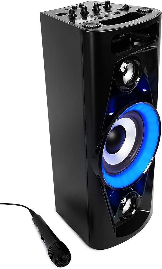 Reflexion Portable Bluetooth Speaker 320 Watts Mp3 Hifi