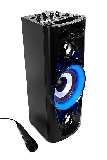 Reflexion PS07BT sistema de - Karaoke (Alámbrico, 3,5 mm)