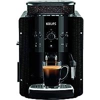 KRUPS Roma EA8108 Ekspres ciśnieniowy automatyczny, 3 ustawienia zmielenia kawy, Dysza do spieniania mleka, Panel…