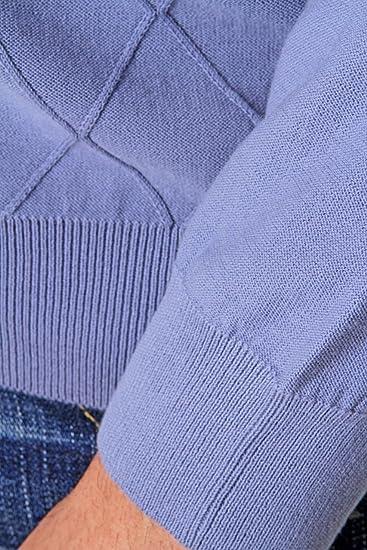 Yves Saint Laurent YSL Jersey de Punto Fino para Hombre: Amazon.es ...