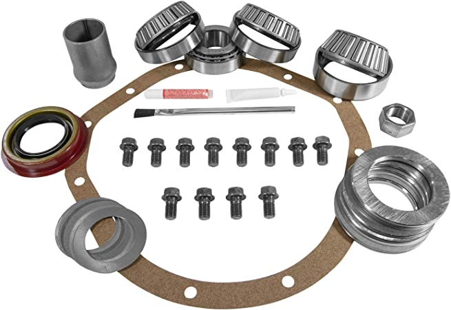 SK csgm12t Crush Sleeve Eliminator Kit f/ür GM 12-bolt Truck Differential Yukon