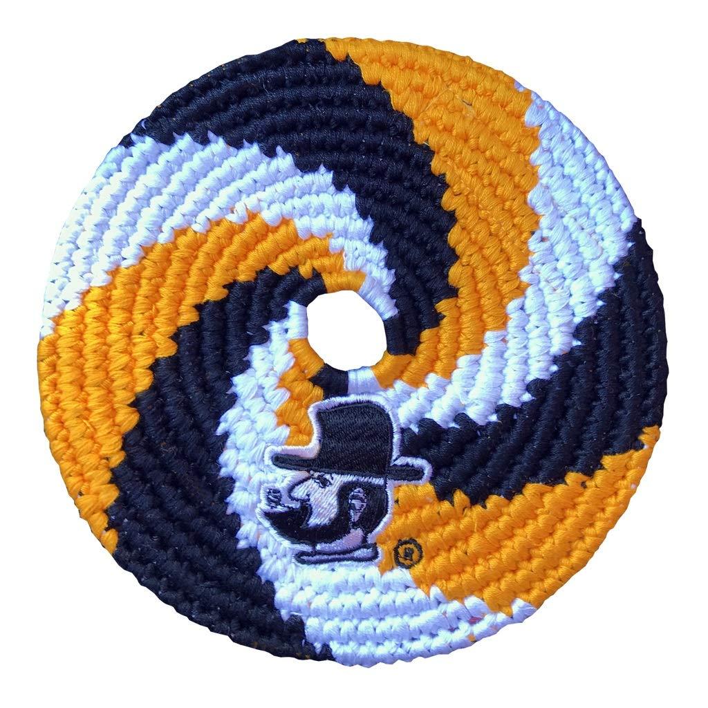 ポケットディスク スポーツ B07S313FKT Appalachian State University (Yellow/Black/White)