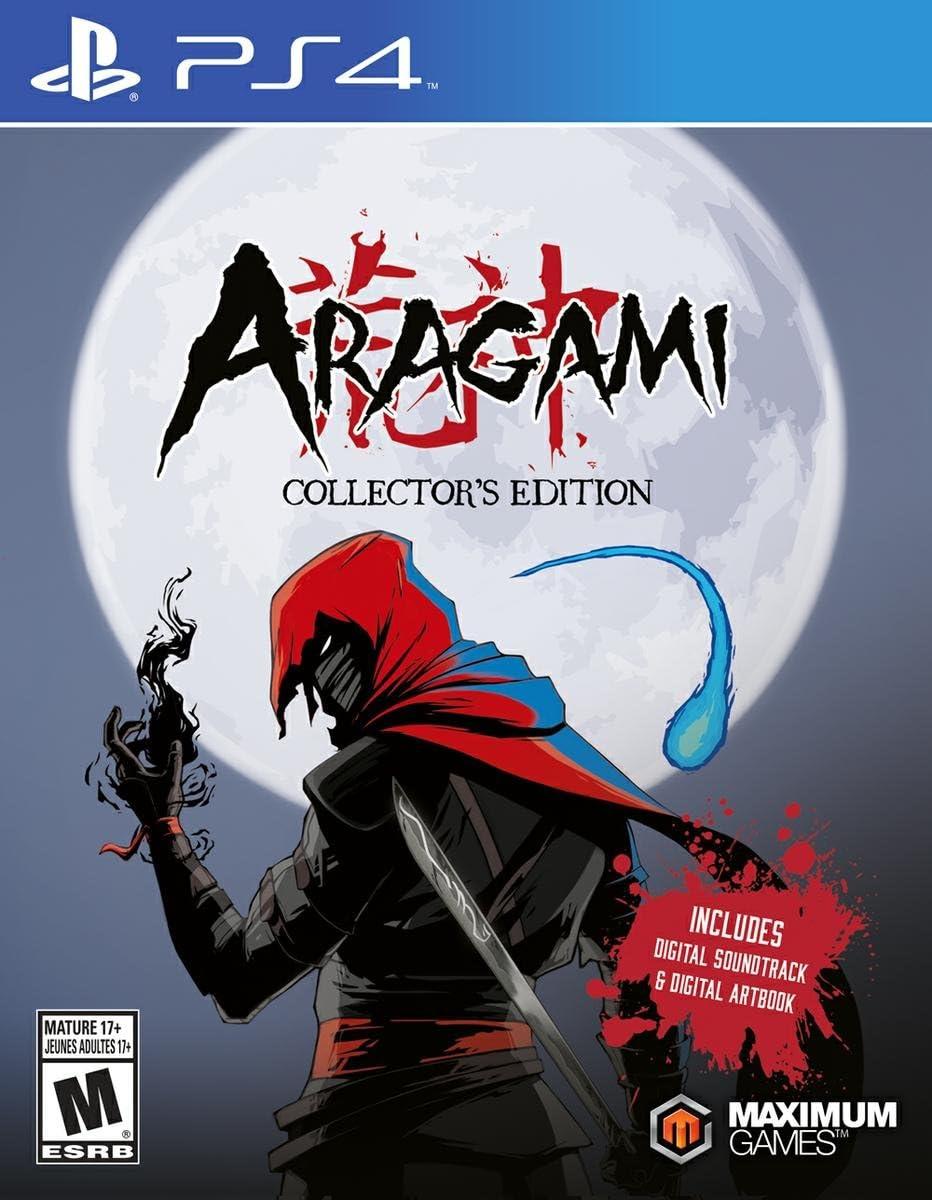 Amazon.com: Aragami: Collectors Edition - PlayStation 4 ...