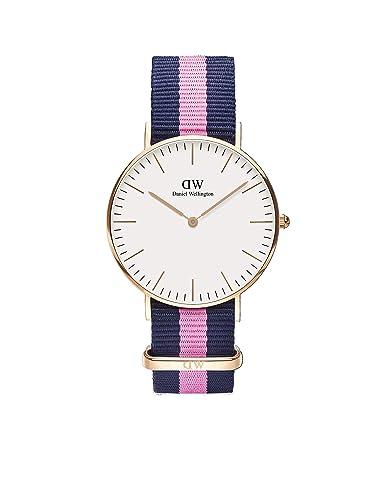 Amazon.com: Daniel Wellington 0505DW Winchester Reloj de ...