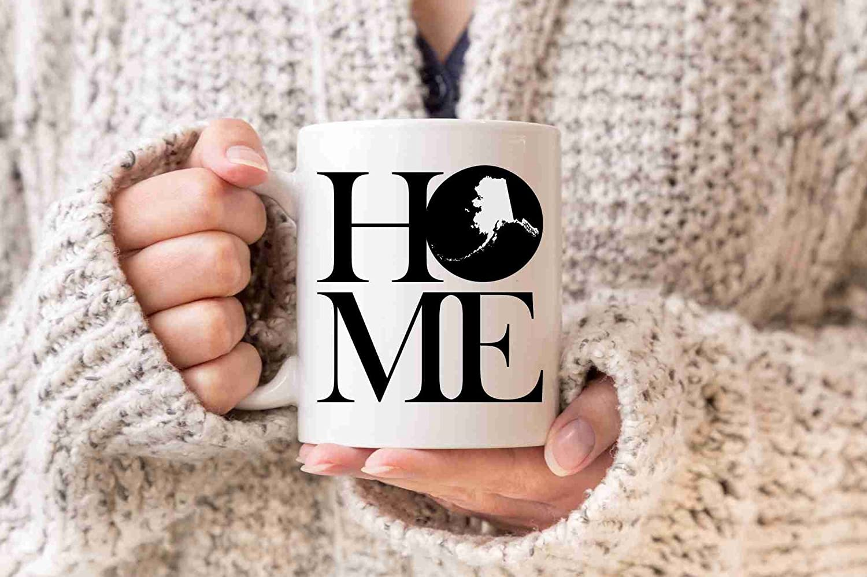 Amazoncom Alaska Mug State Mug Coffee Mug Home Mug