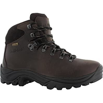 HI-TEC RAVINE WP Womens Waterproof Hiking Boots (5 UK) (Brown)