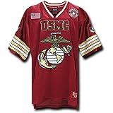 Rapid Dominance US Marines Military Football Jersey