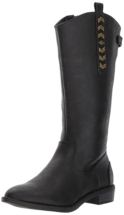 e72d4863aadc67 Sam Edelman Kids Girls  Pia Samara Motorcycle Boot Black 11 M US Little Kid