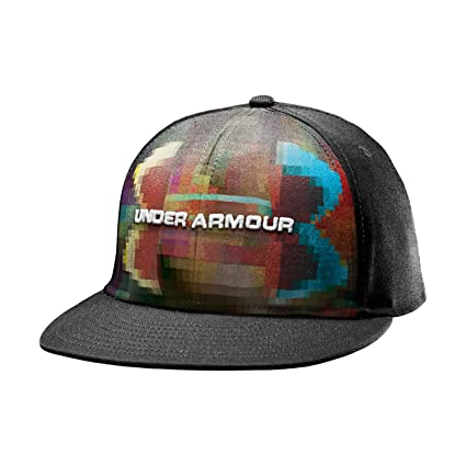 Amazon.com  Under Armour Mens UA Pixelation Fitted Cap (Size  7 1 2 ... b4cd161440d