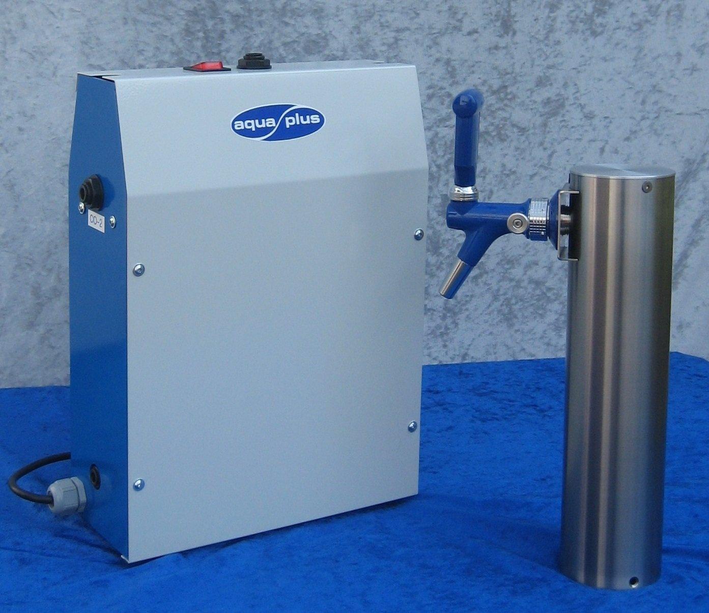 Wassersprudler Wasserhahn, AQUA-PLUS Tafelwasseranlage MMS Home, Wassersprudler kaufen