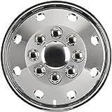 Colour: black motorhome AERZETIX: Spare tyre tire caravane boat cover suitable for wheel size 225//70R15 for auto car truck 4X4 vehicles