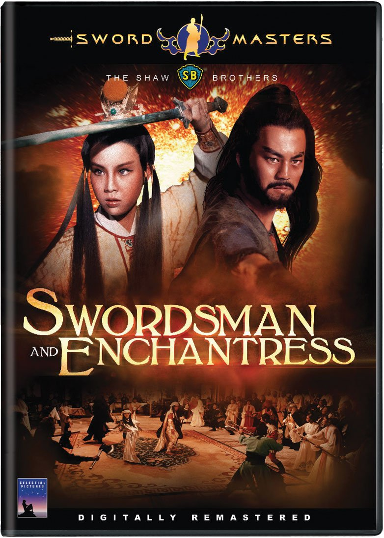 Sword Masters: Swordsman & Enchantress Not Available WellGo USA Movie Action & Adventure