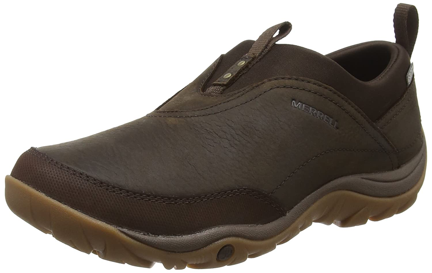 Merrell Women's Murren Moc Waterproof Shoe B019587IFC 6 B(M) US|Bracken