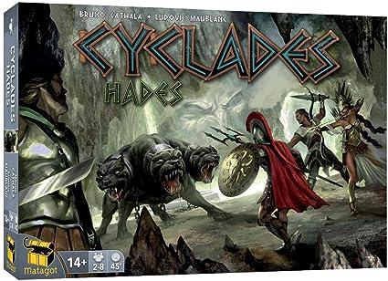 Matagot- Cyclades Hades (CYC02ML): Amazon.es: Juguetes y juegos