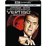 Vertigo (4K Ultra HD) [Blu-ray]