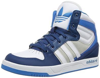 ADIDAS ORIGINALS Baskets Court Attitude K Enfant Bleu
