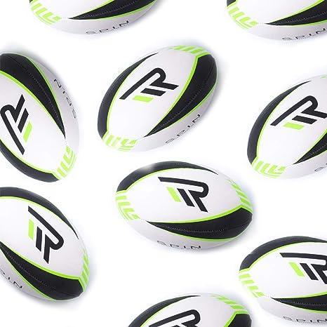 Spin Training Ball - Pelota de Rugby (tamaño 5-20): Amazon.es ...