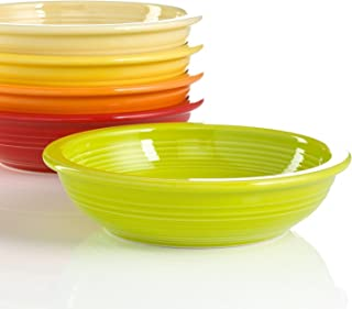 product image for Homer Laughlin Individual Pasta Bowl, Tangerine