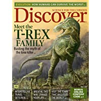 1-Yr (10 issues) of Discover Magazine Subscription