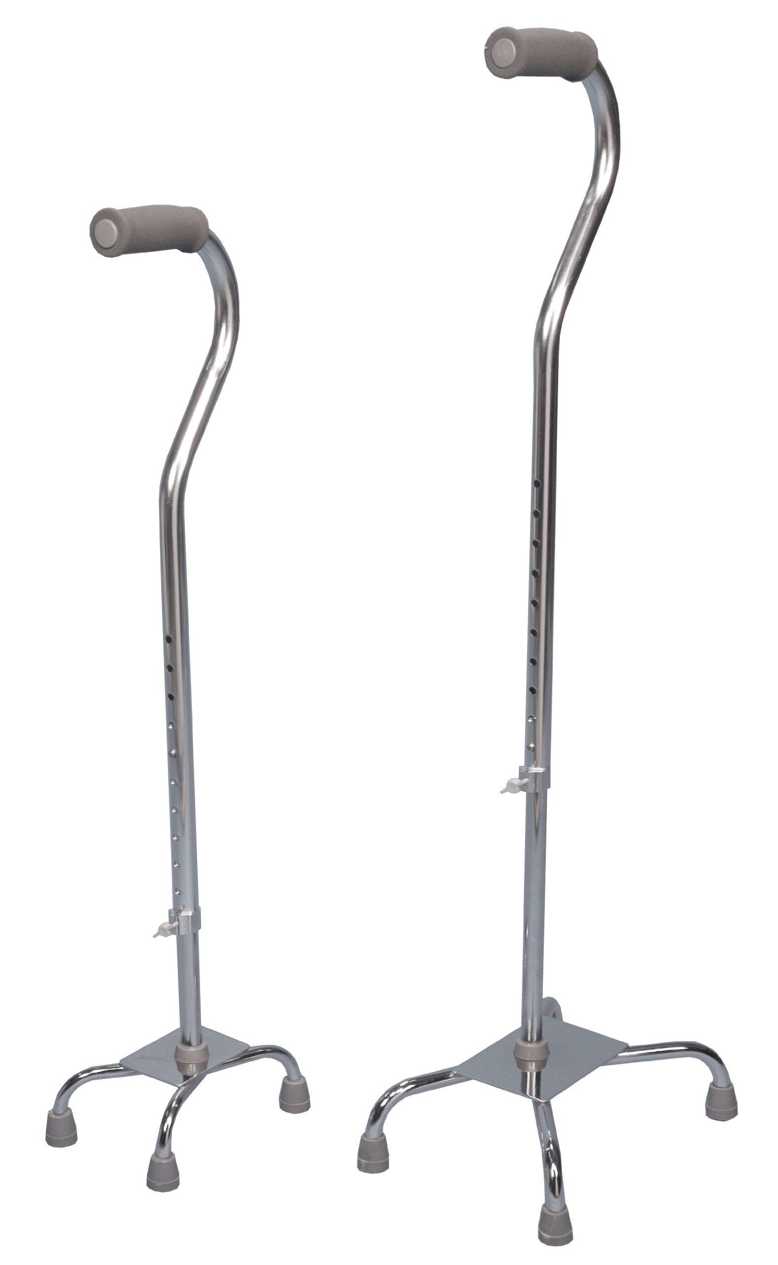 Bilt-Rite Mastex Health 10-99000 Quad Cane