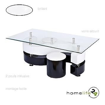 Designer Couchtisch Moderner Wohnzimmertisch Tisch Glastisch mit ...