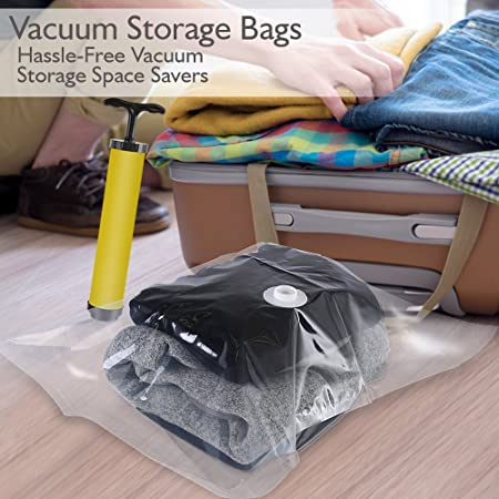 Amazon.com: Bolsas de almacenamiento al vacío Jumbo Premium ...