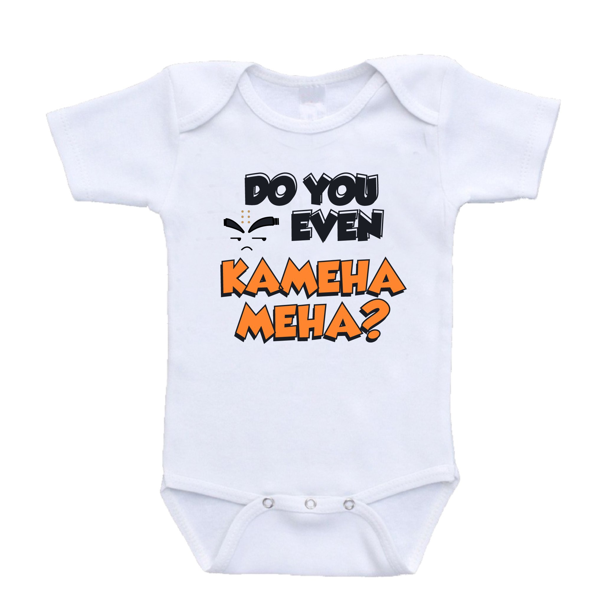 Amazon.com  Do You Even Kamehameha Dragon Ball Z Gt Parody Baby Onesies  newborn(0-3 Months)  Baby 9a787ad9a03a