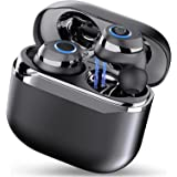 Wireless Earbud, Sudugo Bluetooth Headphones Sports Bluetooth Earbud with Deep Bass, Wireless Earphones in-Ear with Microphon
