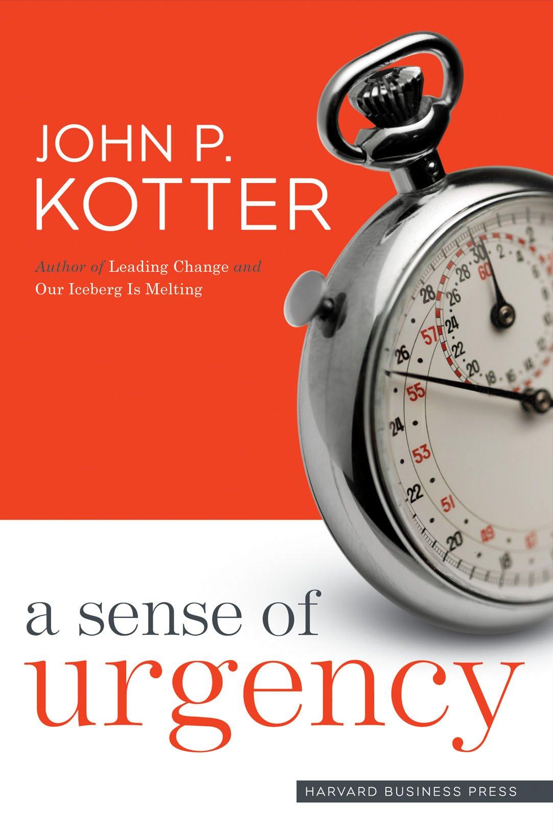 A Sense of Urgency PDF